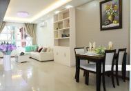 Cần bán căn hộ Sacomreal 584, Q. Tân Phú, DT: 76m2, 2PN, có sổ hồng