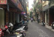 Bán nhà khu Ngã Tư Sở, 60m2, ô tô đỗ cửa, kinh doanh sầm uất.