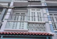 Nhà đẹp sang trọng giá rẻ ở đường Bùi Văn Ngữ, quận 12, 1T2L-3PN 1,47 tỷ