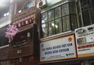 Bán nhà mặt phố Bạch Mai, 140m2, 2 tầng, mặt tiền: 4m, giá 21 tỷ (TL)
