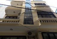 Bán nhà đẹp, ô tô tránh, KD Đoàn Thị Điểm Đống Đa DT 55m x 4T, MT 7.2m giá 8.5 tỷ.