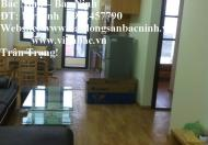 Cho thuê căn hộ Cát Tường CT5 full nội thất tại TP.Bắc Ninh