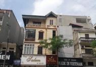 Mặt bằng kinh doanh siêu hot ngay tại phố Chùa Bộc Hà Nội.