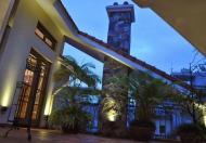 Biệt thự đẳng cấp sân vườn phong cách Pháp 120m2, 4 tầng, Văn Miếu, Cát Linh, Quốc Tử Giám