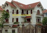 Bán nhà Biệt Thự KĐT Linh Đàm, Hoàng Mai, 300m2, 4 tầng, lô góc, giá 35 tỷ