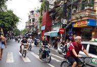 Nhà mặt phố Đồng Xuân,Hà Nội,kinh doanh khủng,dt 100 m2x 2T, giá 50 tỷ.