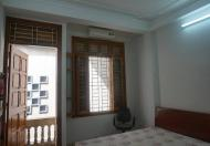 Cho thuê nhà ngõ 55 Huỳnh Thúc Kháng, 60m2, 5 tầng, mt 4.5m, ngõ ô tô, giá 25 tr/th