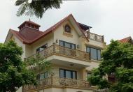 Bán biệt thự vip Vũ Trọng Phụng, quận Thanh Xuân, 231m2, 4 tầng, MT 16m, giá 39 tỷ