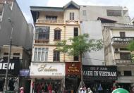 Cho thuê nhà mặt phố số 251 Chùa Bộc, đoạn vị trí đẹp nhất phố, MT: 7m