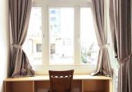 Cần cho thuê căn hộ dịch vụ đường D1, Quận Bình Thạnh, DT 30m2, nhà mới xây đẹp 100%
