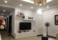 Cho thuê căn góc R6, Royal City, tầng 15, 120m2, 3 PN, đủ nội thất, 20 triệu/tháng, LH: 0936496919