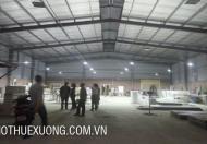 Cho thuê gấp 1,2 ha nhà xưởng tại KCN Tây Bắc Ga Thanh Hóa có chia nhỏ DT