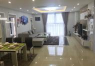 Cho thuê CHCC Tân Hoàng Minh 36 Hoàng Cầu, 3PN, full nội thất thiết kế, view hồ, giá 23tr/th