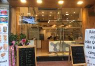 Nhà mặt phố Lê Thái Tổ kinh doanh cực hot  +Diện tích 64m, mặt tiền 5 m, 1 lửng.