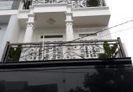 Bán nhà 1 trệt 3 lầu, DTCN 53 m2, đường Tân Chánh Hiệp 10, quận 12, giá 3.6 tỷ