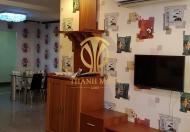Cho thuê căn hộ Giai Việt 2PN 115m2 đủ nội thất 13tr/tháng