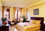 Bán Khách sạn 3* sao Lê Thánh Tôn, Trương Định, 5 lầu, giá 43 tỷ