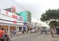 Cho thuê nhà MT Nguyễn Thị Thập, Q.7, DT: 8x40m, NH 14m, DTSD: 500m2. Giá: T/L
