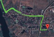 Cần bán mảnh đất cực đẹp tại thôn Lam Cầu, xã Dương Quang, huyện Gia Lâm, TP Hà Nội.