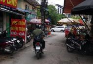 Nhà PL phố Tôn Thất Tùng, Hà Nội, kinh doanh đỉnh,dt 80 m2x 4T,giá 8 tỷ.