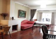Cho thuê căn hộ dịch vụ giá rẻ tại Trần Hưng Đạo, Hoàn Kiếm, 50m2, studio, đầy đủ nội thất