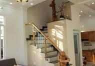 Bán gấp biệt thự 2 mặt tiền 6m Huỳnh Tấn Phát, 3 tầng, 4 phòng ngủ, giá 5.9 tỷ