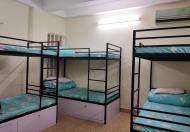 Cho thuê giường tập thể dành cho nam  ở mặt phố LÊ THANH NGHỊ . với giá chỉ 1.500.000