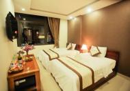 Bán khách sạn 21 phòng KD tốt ở vị trí siêu đẹp Phước Trường 1, 240m2, 0935680055