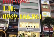 Cho thuê nhà mặt Phố Vọng DT 70m, 5.5 tầng, MT 5m Giá 60 triệu/tháng. LH: Linh 0969166861