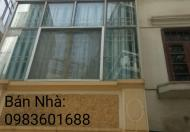 Bán nhà cực đẹp giá 2.75 tỷ, 197 Hoàng Mai 31m2x5T, MT 6.5 m,LH:0983601688
