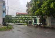 Chuyển nhượng 2 lô đất nền liền nhau Khu phố rạp hát , TP Bắc Ninh