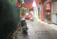 Nhà 4 tầng đẹp mặt ngõ phố Kim Giang, ô tô, KD