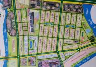 Bán Đất nền biệt thự Khu Đô thị Him Lam, Tân Hưng, Quận 7, chỉ 92.5tr/m2. LH: 0903358996. Vị trí: