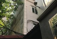 Nhà ở luôn ngõ 18 Yên Hòa 3,3 tỷ, 33.3m2 x 5 tầng, hướng Tây