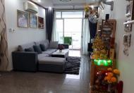 Căn hộ Hoàng Anh Thanh Bình 2 phòng ngủ, 2 toilet, 92m2, đầy đủ nội thất cho thuê 13tr/tháng