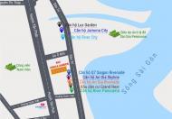 Mở bán 120 nền đất khu dân cư cao cấp liền kề Phú Mỹ Hưng thích hợp đầu tư
