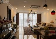 Tôi cần cho thuê căn hộ 165 Thái Hà, DT 120m2, 3PN, full nội thất, giá 16 tr/th