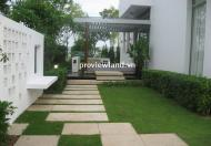 Bán biệt thự Thảo Điền, 1 trệt 1 lầu, diện tích 485m2, 5 phòng ngủ, có sân vườn