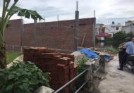 Bán đất thổ cư 60m2 (4m x 15m) ngõ ô tô thông 2 đầu, phường Hoàng Diệu, TP Thái Bình