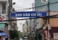 Bán đất thổ cư trục chính khu dân cư 351 đường 30/4, gần trường Lương Thế Vinh
