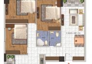 Cắt lỗ căn hộ 91m2, 3PN, chung cư 234 Hoàng Quốc Việt, giá 26.5 tr/m2, tầng 10