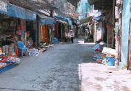 Bán nhà lô góc (mặt chợ) mặt ngõ Quan Thổ 1, ngõ rộng 5m, KD sầm uất, DTSD 43m2, MT 12m
