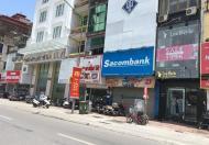 Cho thuê nhà MP Thái Hà, MT 11m, DTSD 600m2, 3 tầng, cực hot