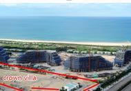 Bán biệt thự dự án Crown Villa - FLC Quy Nhơn, 216m2, giá chỉ từ 16tr/m2, số lượng có hạn