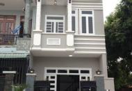 Bán nhà 1 trệt 1 lầu, MT Đoàn Nguyễn Tuấn, gần chợ Hưng Long, Bình Chánh, 760tr nhận nhà