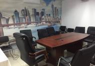 Cho thuê chính chủ văn phòng trọn gói giá rẻ 80m2, mặt phố Nguyễn Chí Thanh