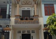 Gia đình tôi đi nước ngoài, cần bán nhà mặt tiền đường Trịnh Như Khuê, 1 trệt 1 lầu, giá 870 triệu