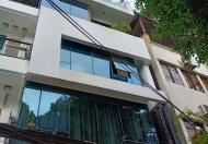 Bán nhà ngay Hoàng Cầu, Đống Đa, 100m2, 8 tầng, thang máy, mặt tiền 7m, giá 35 đường 10m, hè 5m