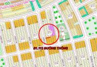 Vỡ nợ nên nhượng lại lô đất B1.112, Nam Nguyễn Tri Phương, giá cực rẻ, trục đường thông