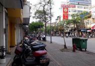 Nhà mặt phố Tô Hiến Thành, 40m2, 4 tầng, giá nhỉnh 12 tỷ, LH 0962195211